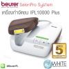 เครื่องกำจัดขน Beurer IPL 10000+ SalonPro System Lifetime Flashes** – includes cartridge with 250,000 light pulses ใช้เทคโนโลยีแสง สำหรับกำจัดขน เครื่องเล็ก เบา เคลื่อนย้ายสะดวก