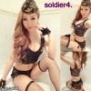 รหัส soldier4 ชุดคอสเพลย์ลายทหาร