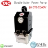 Double-Action Power Pump รุ่น CTE-25ADV ยี่ห้อ TAC (CHI)