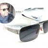 แว่นกันแดด ic berlin model nufenen pearl 61-16 <เงิน>