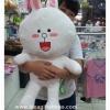ตุ๊กตาไลน์ Line ลาย โคนี่ Cony ขนาดใหญ่ 70 cm