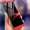 (025-1215)เคสโทรศัพท์มือถือหัวเว่ย Case Huawei Y7Pro 2018 เคสพลาสติกคลุมเครื่องกันกระแทก 360 องศา