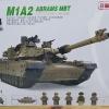 KAZI M1A2 ABRAMS MBT [1463+ชิ้น]