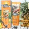 NNK Nongnaka Fruity White Magic Sunscreen SPF50 PA+++ เอ็นเอ็นเค น้องนะคะ ฟรุ้ตตี้ ไวท์ เมจิก ซันสกรีน 100ml. (หลอดสีส้ม)