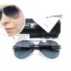 แว่นกันแดด ic berlin model M0132S gun 61-14 <ฟ้าเฟด>