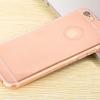 (พร้อมส่ง)เคสมือถือไอโฟน Case iPhone 6/6S เคสนิ่มใสขอบเพชรสวยหรู