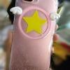 (700-005)เคสมือถือ Case OPPO R11 Plus เคสนิ่มใสปีกน้อยน่ารักๆ