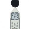 SM03-เครื่องวัดเสียงระบบดิจิตอล AR-814 แสดงค่าเป็นเดซิเบลและกราฟ หน้อจอ LCD เลือกความไวในการรับเสียง