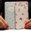 (440-008)เคสมือถือซัมซุง case samsung A5 เคสนิ่มพื้นหลังลายสวยๆน่ารักๆ