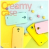 MFIT : Creamy Case For Samsung Galaxy S4, S IV, i9500