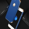 (025-960)เคสมือถือไอโฟน Case iPhone7/iPhone8 เคสพลาสติกสีสดใสขอบแววสไตล์แฟชั่น