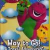 Barney: Way to Go! A Travel Adventure & The Misbegotten Moon A Space Adventure / ไปเที่ยวกันและพระจันทร์ครึ่งเสี้ยว