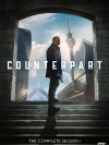 Counterpart Season 1 (บรรยายไทย 2 แผ่นจบ)