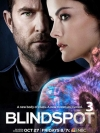 Blindspot Season 3 (บรรยายไทย 4 แผ่นจบ + แถมปกฟรี)