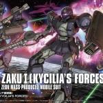 Zaku I (Kycilia`s Forces) (HG)