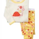 Pre-ขุดนอน Baby Gap แขนยาว ลาย เต่ากับลูกโป่ง