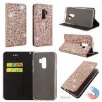 (436-426)เคสมือถือซัมซุง Case Samsung S9 เคส Glitter เพชรสุดหรูสไตล์สมุดเปิดข้าง
