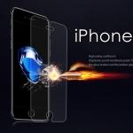 (436-441)ฟิล์มกระจก iPhone7+/8+นิรภัยเมมเบรนกันรอยขูดขีดกันน้ำกันรอยนิ้วมือ 9H