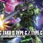 Zaku II Type C/Type C-5 (HG)
