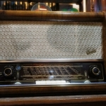 วิทยุหลอดgreatz gross-super 174wปี1953 รหัส2259tr2