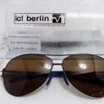 ic-berlin cakley black matt gold