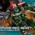 Grimoire Red Beret (HGBD)