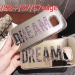 (742-001)เคสโทรศัพท์มือถือซัมซุง Case Samsung S8 เคสนิ่มเปลือกทรายดูดกระจกเงาสามมิติ
