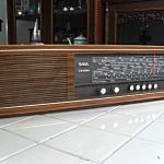 วิทยุเยอรมันทรานซิสเตอร์saba รหัส301255tr