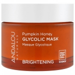 Andalou Naturals, Glycolic Mask, Pumpkin Honey, Brightening, 1.7 oz (50 g) สำเนา