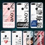 (026-033)เคสโทรศัพท์มือถือหัวเว่ย Case Huawei Nova 2 lite เคสขอบนิ่มคลุมเครื่องพื้นหลังแววลายแฟชั่นน่ารัก