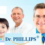 Dr.PHILLIPS ดร.ฟิลิปส์ ผลิตภัณฑ์ดูแลช่องปากและการจัดฟัน