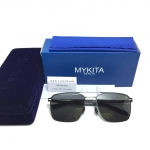 แว่นกันแดด MYKITA FLAX MH1 Black/Pitch Black <ดำ>