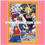 Future Card Buddyfight Card Protector / Sleeve Vol.16 : Gao Mikado & Thunder Knights, Drum Bunker Dragon x55