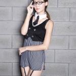 รหัส office girl10 ชุดคอสเพลย์สาวออฟฟิศเซ็กซี่