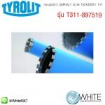 """กระบอกเจาะ ASPHALT ขนาด 152X400X1 1/4"""" รุ่น T311-897519 ยี่ห้อ TYROLIT"""