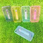 (770-001)เคสโทรศัพท์มือถือไอโฟน Case iPhone X เคสนิ่มใสๆแฟชั่นขาตั้งสวยๆ