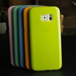 (527-005)เคสมือถือซัมซุง Case Samsung S7 Edge เคส jelly pudding