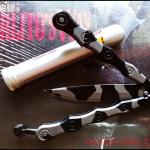 มีดควงคาโมคาโม่ Camocamo Balisong Knife TKBS20150908