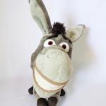 ตุ๊กตา Big Headz - Donkey จากเรื่อง Shrek