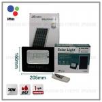 ไฟโซลาเล่เซลล์ สปอตไลท์ Solar cell Spotlight floodlight 100w