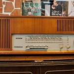 วิทยุหลอด Nordmende,: Skandia ปี1965 รหัส26158tr