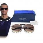 แว่นกันแดด MYKITA MYLON Collection 2017 รุ่น RYE COL.001 59-18 145 <ชาเฟด>