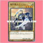 FLOD-JP016 : Mekk-Knight Avram / Jack-Knights Avram (Common)