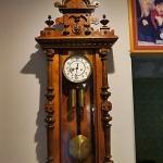 นาฬิกาไหมซอgb 2ถ่วง รหัส181157wc1