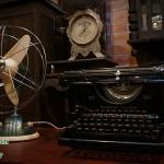 เครื่องพิมพ์ดีดremington รหัส17661rm
