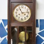 นาฬิกา2ลานjunghans รหัส91557wc3