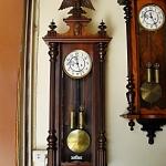 นาฬิกาไหมซอ อินทรีย์ สมอgb 2ถ่วง ตู้นอก