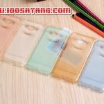 (406-015)เคสมือถือซัมซุงแกรนด์ case grand 2 เคสนิ่มใสสไตล์ Glitter