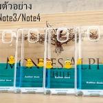 (291-002)เคสมือถือซัมซุงโน๊ต Case Note3 เคสน้ำพลาสติกใส Rubber Duck