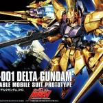 HGUC 1/144 Delta Gundam